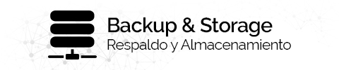 Backup & Storage