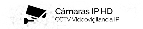 Cámaras IP HD
